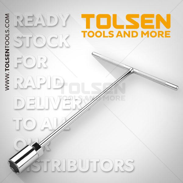 12x180x280mm T-Type Wrench Tolsen Brand - Best Price BD - fixit.com.bd
