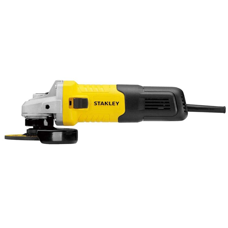 900W 100mm 11000rpm Angle Grinder Stanley Brand STGS9100