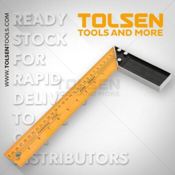 Best Price For 300mm-12 Inch Angle Square Tolsen Brand BD - fixit bd