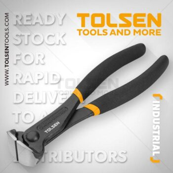 Best Price For 200mm. 8 Inch End Cutting Pincer Tolsen Brand - fixit bd