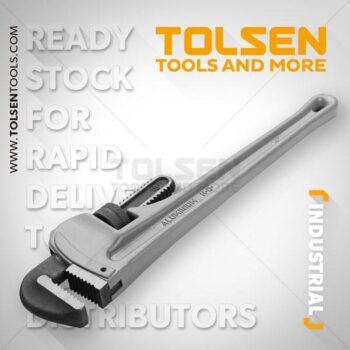 1200mm- 48 Inch Pipe Wrench Tolsen Brand 10227