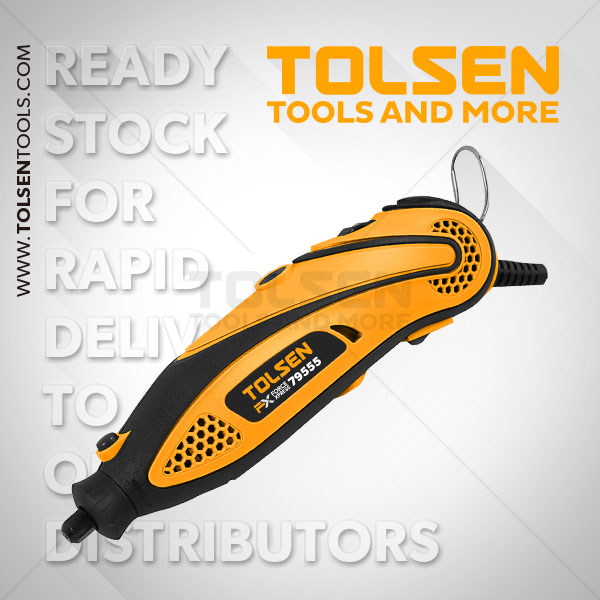135W 32000rpm Rotary Tool Set with 108pcs Accessories Tolsen Brand 79555