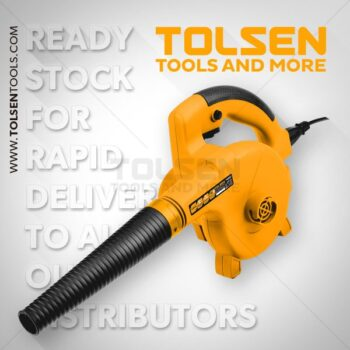 400W 13000rpm 2 tools in 1 Blower and Vacuum cleaner Tolsen Brand 79604
