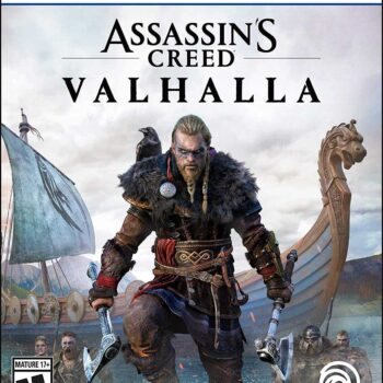 Assassin's Creed Valhalla PS5 Game - Latest Edition - fixit.com.bd