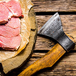 Axes and Meat Cleavers