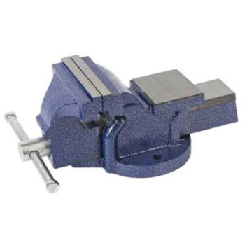 6 Inch Bench Vise Fix With Anvil Workpro Brand W033003
