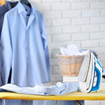 Cleaning and Ironing