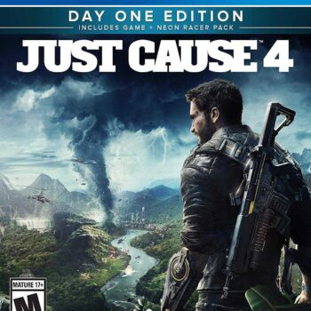 Just Cause 4 PS4 Game in Bangladesh - Best Price in BD