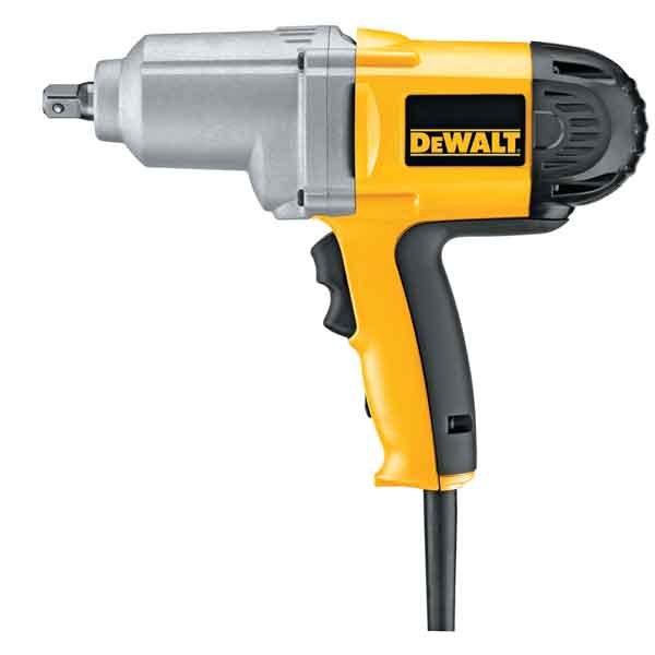 710W 470Nm 3/4 inch Drive Heavy Duty Electric Impact Wrench Dewalt Brand DW294
