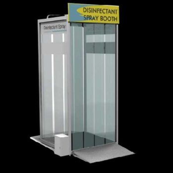 Disinfection Spray Booth/Tunnel Automatic