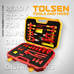 Insulated Hand Tools Set