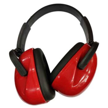 Folding Safety Ear Muffs for Hearing Protection and Noise Reduction for Construction