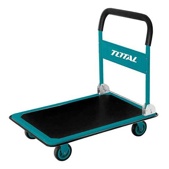 150Kg Steel Metal Foldable Platform Trolley For Lifting Heavy Weight Total Brand THTHP11502