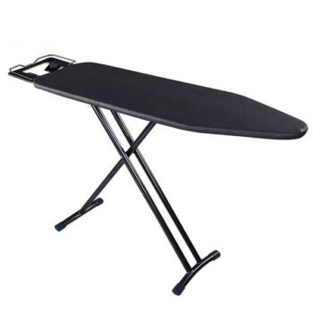 48 inch x 15 inch Heavy Duty Folding Ironing Board Iron Table with Press Stand