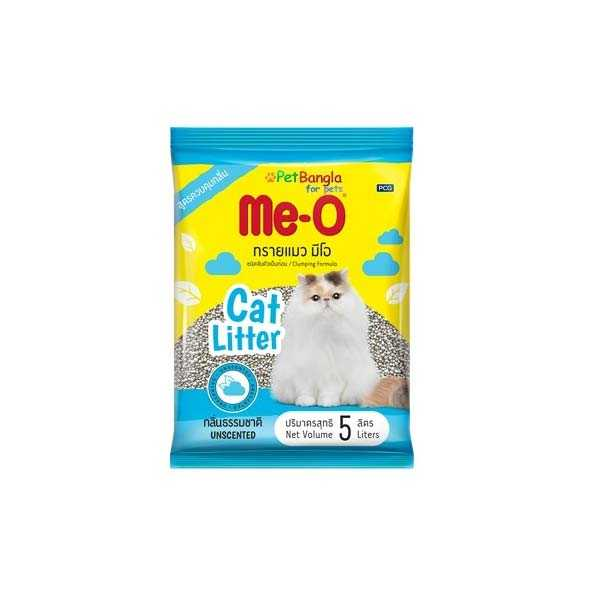 10L Me-O Clumping Cat Litter – Unscented