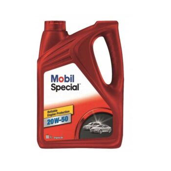 4 Liter Mobil Special Mineral Engine Oil  20W-50