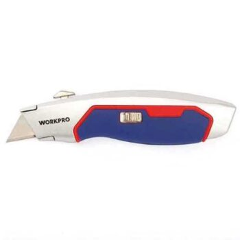 Quick Chnage Utility Knife Workpro Brand