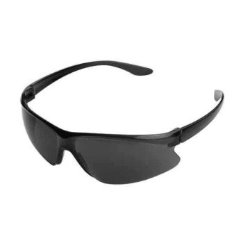 Black Color Safety Goggle