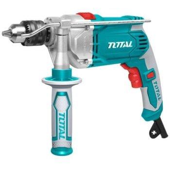 2220-240V 1010W 2800rpm Impact Hammer Drill Machine Total Brand TG111136