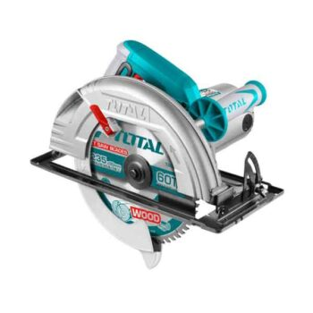 220-240V 2200W 3800rpm Electric Circular Saw and Cutter Total Brand TS1222356