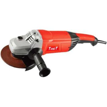 7 Inch 2450W 8000rpm Angle Grinder TNDT Brand TT2457S (Three positions of side handle)