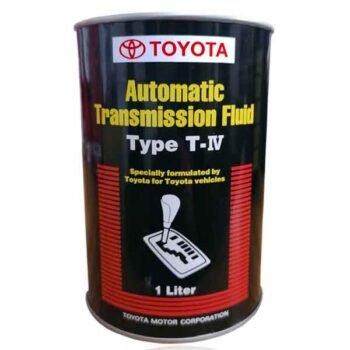 1 Liter Toyota Genuine Automatic Transmission Fluid T-IV