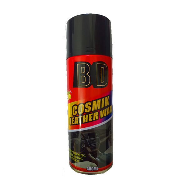450ml BD Cosmic Leather Wax for Car Leather & Leather Furniture