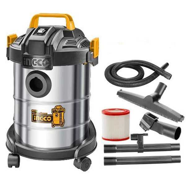 800W 12 Liter Wet and dry Industrial Vacuum Cleaner Ingco Brand VC14122