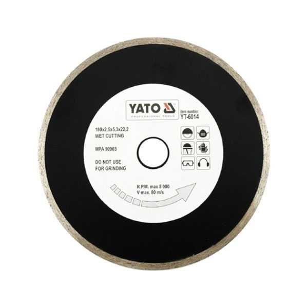 9 inch 230mm High Quality Diamond Saw Blade Yato Brand YT-6015