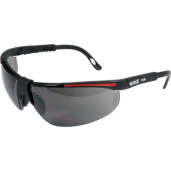 Black Color Safety Goggle Glass Yato Brand YT-7368