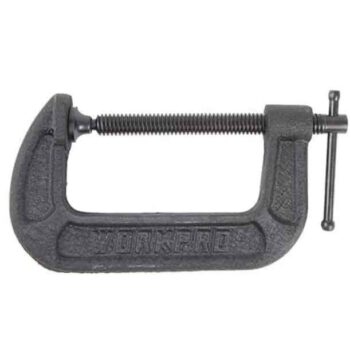 4 inch C-Clamp Workpro Brand