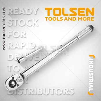 Automatic Torque Wrench Set Tolsen Brand 16010