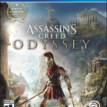 Assassin's Creed Odyssey PS4 Game : Buy At Best Price in BD - fixit.com.bd
