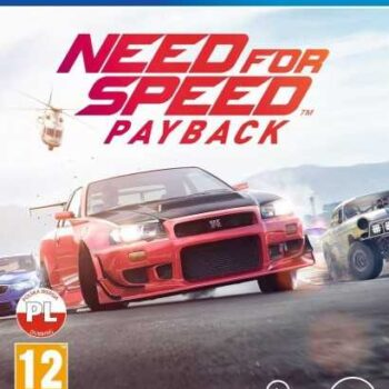 Need for Speed Payback PS4 Game - Buy At Best Price in BD