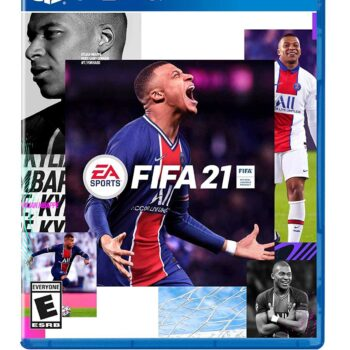 FIFA 21 Standard Edition PS4 Game - Best Price in BD