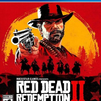 Red Dead Redemption 2 PS4 Game - Buy Online At Best Price