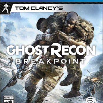 Tom Clancy's Ghost Recon Breakpoint PS4 Game - Buy At Best Price BD - fixit.com.bd