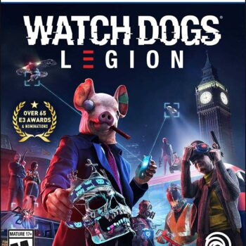 Watch Dogs: Legion PS5 Game - Buy Online At Best Price in BD