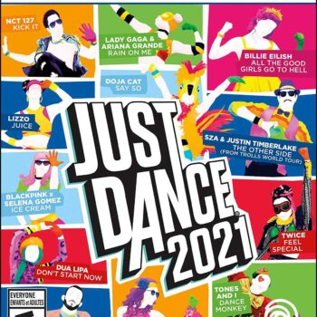 Just Dance 2021 PS5 Game - Buy Online At The Best Price - fixit.com.bd