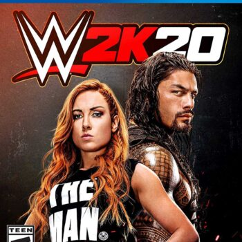 WWE 2K20 PS4 Game : Buy Online At Best Price in BD