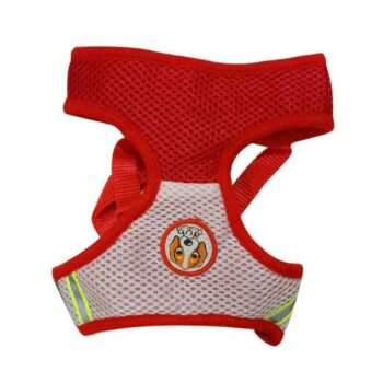 Comfort Soft Wrap Adjustable Dog Harness for Small Size Puppy