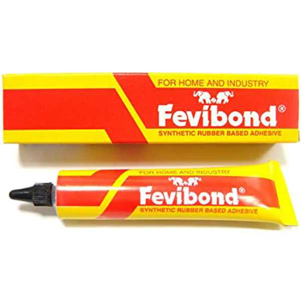 20ml Synthetic Rubber Based Adhesive Fevibond Brand