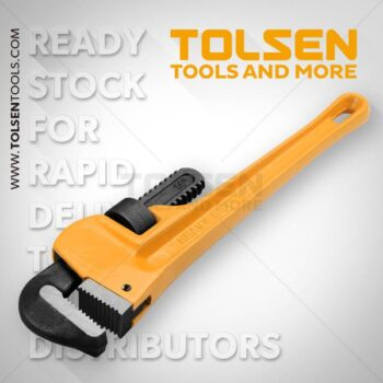900mm- 36 Inch Pipe Wrench Tolsen Brand - fixit.com.bd