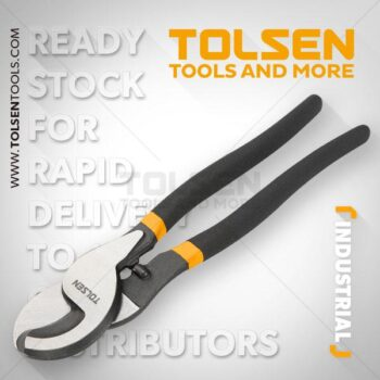 """250mm- 10"""" Cable Cutter Tolsen Brand 38022"""