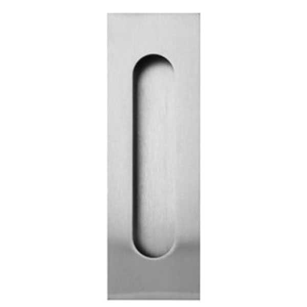 150mmx50mm Stainless Steel Inset Flush Furniture Handle Yale Brand YFP020