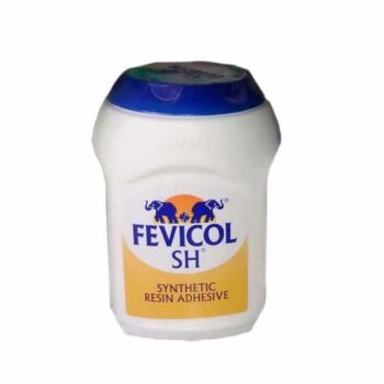 1Kg Synthetic Resin Adhesive Fevicol Brand For Use In Furniture  Heat & Water Resistant