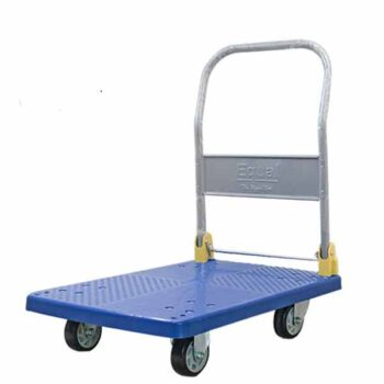 300kg Fiber Foldable Platform Trolley For Lifting Heavy Weight