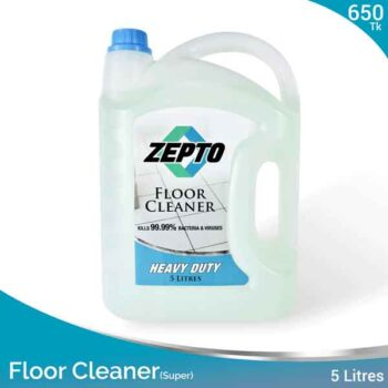 Floor Cleaner Heavy Duty 5L Pine Scented Zepto Brand (Super Quality)