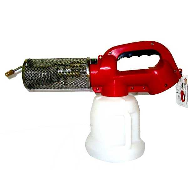 Portable Mini Fogger Machine for Fast and Effective Insect Control in Your Yard
