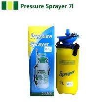 7 Liter Plastic Home and Garden Manual Pressure Sprayer